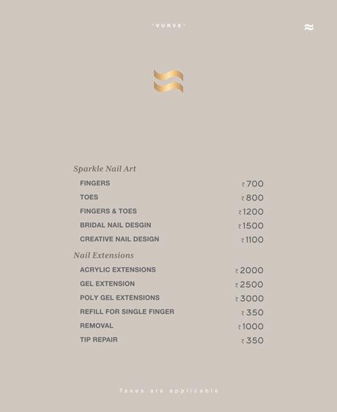 Vurve Signature Salon | Premium Salon Brand